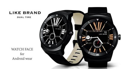 Like Brand Watch Face