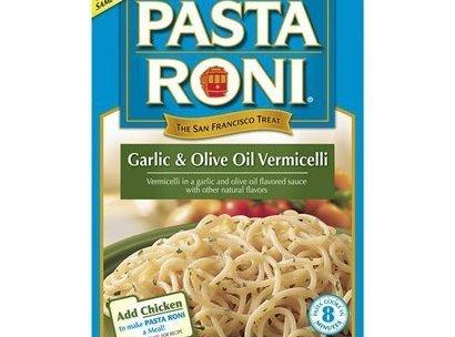 Prepare Pasta Roni according to instructions on box and once done add it to...