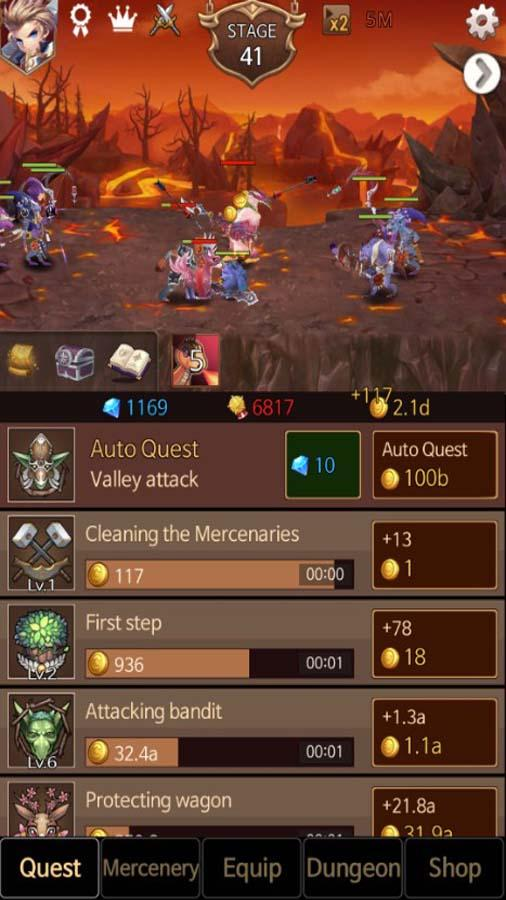 Dark Chaser : Idle RPG APK Cracked Free Download | Cracked Android