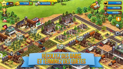 Code Triche Tropic Paradise Sim: Town Building City Game APK MOD screenshots 5