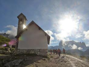 Photo: Cappella degli alpini