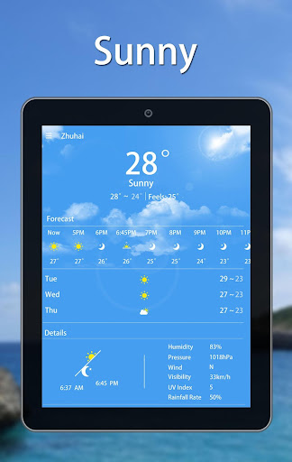 Simple Weather Forecast  screenshots 8
