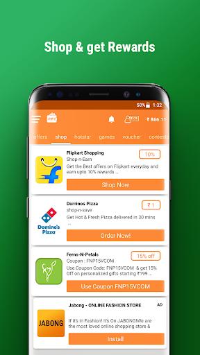 Earn Talktime - Get Recharges, Vouchers, & more! screenshot 4
