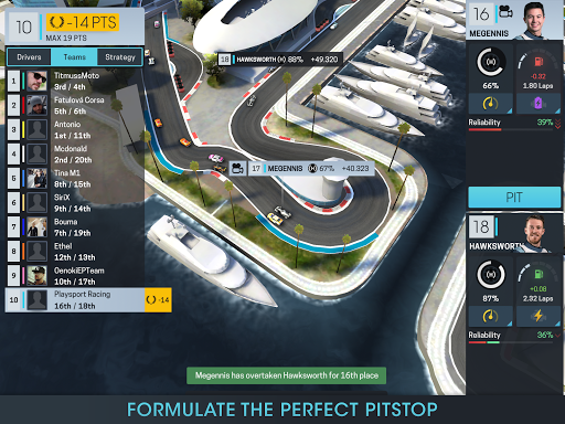 Motorsport Manager Online modavailable screenshots 23