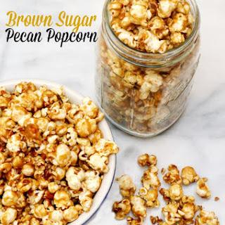 Brown Sugar Pecan Popcorn