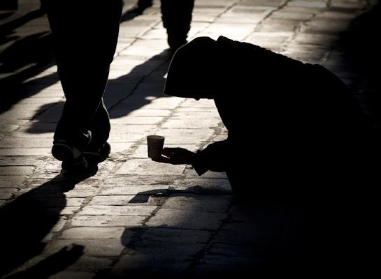 Povertà e Indifferenza di marco pardi photo