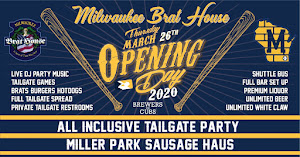 Opening Day Tailgate Party