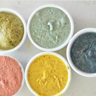 Paleo Rainbow Bread Dyes Recipe
