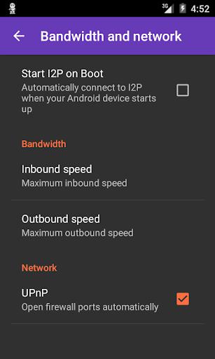 I2P  screenshots 8