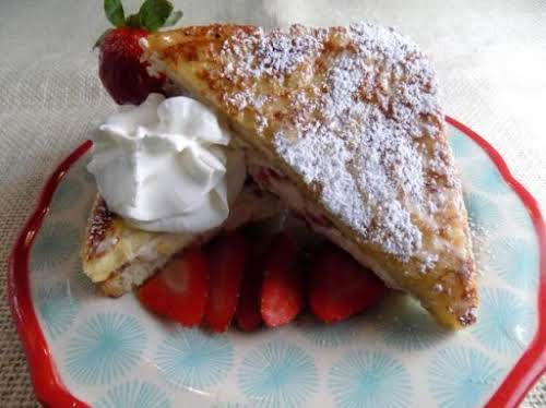 "Stuffed French Toast ""I have made this two times now. It is..."