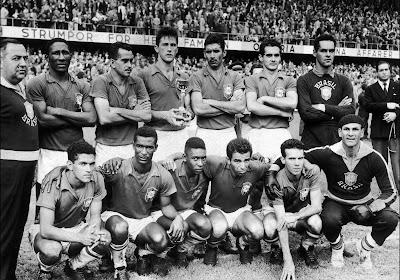 🎥 Het opvallende verhaal van Garrincha, de luitenant van Pélé: genie met een te kort been