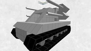 多目的装軌車…?with4連装っぽい対空砲…?