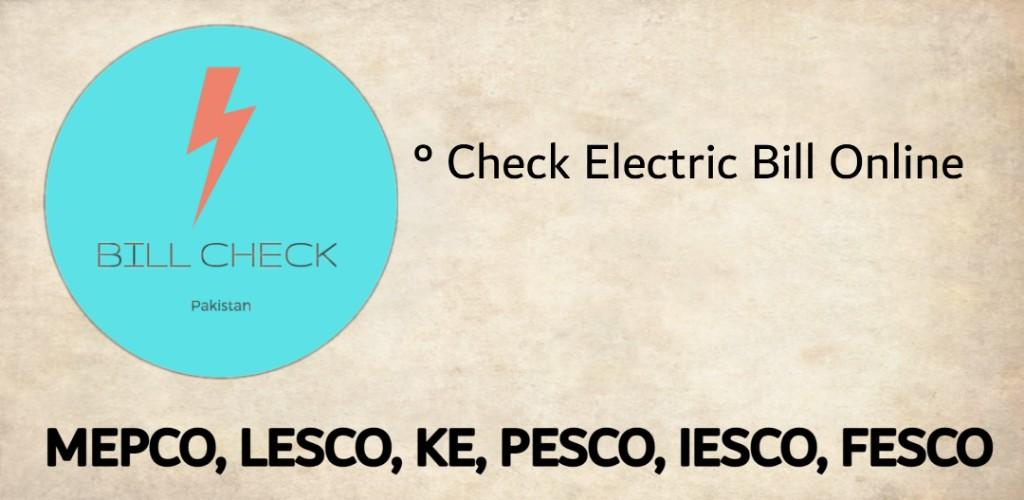 Download Electric Bill Check All APK latest version app for android