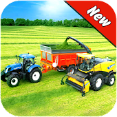 Grand Tractor Forage Farming Simulator 2018 3D