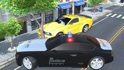 Police Drift Car Racing 0.6 screenshots 1