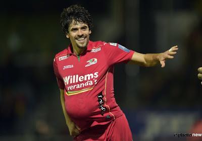 Canesin a peut-être joué son dernier match avec Ostende