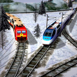 Train Games Simulator for PC and MAC