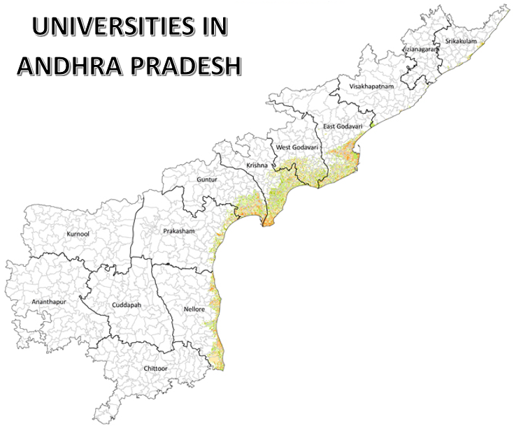 List of Universities in Andhra Pradesh