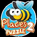 Places Puzzle 2 icon