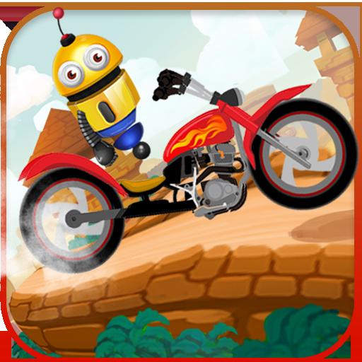Bike Rush Toto Desert Racer