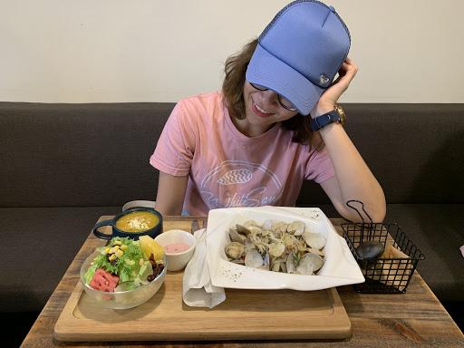 白酒蛤蜊直面套餐