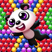 الباندا فقاعة مطلق النار