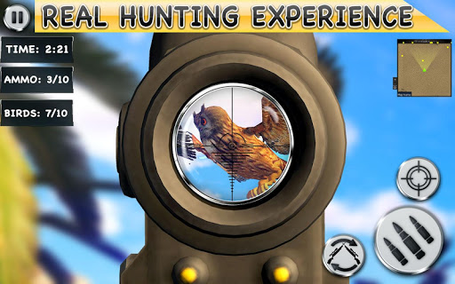 Desert Birds Sniper Shooter - Bird Hunting 2019 screenshots 11