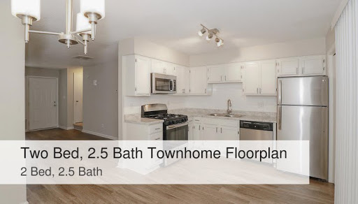 Two Bed 2 5 Bath Townhome Apartments Of Westgrove