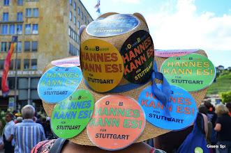 Photo: Hut ab vor Hannes Rockenbauch! - Hut auf für Hannes Rockenbauch! :-) http://meinobkandidat.de