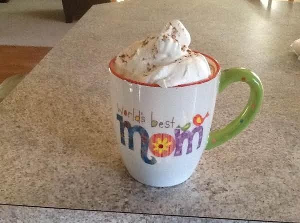 Whipped Pumpkin Coffee