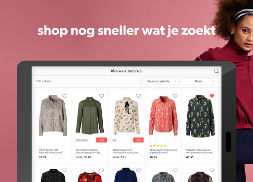 wehkamp - shopping & service screenshot 9