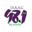 ISAAC 98.1 FM Radio icon