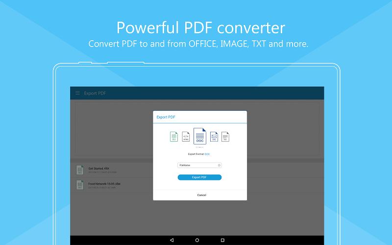 Foxit PDF Business & Converter Screenshot 17