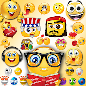 Smiley Emoticon for Messengers