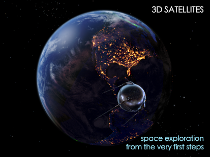 Solar Walk 2 Free:Space Missions and Spacecraft 3D- screenshot thumbnail