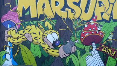 Photo: MARSUPILAMI CREW MSC TARIF MIGEL DIEGO NIKKL
