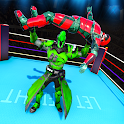 Robot Ring Fighting 2020: Robot Fighting Games icon