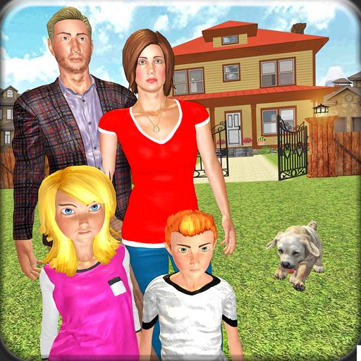 Mom Games - Happy Virtual Family Fun