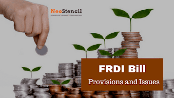 Finance Resolution and Deposit Insurance ( FRDI ) Bill