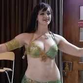 Sexy Video of Belly Dance