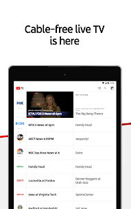 YouTube TV – Watch & Record Live TV Apk 6