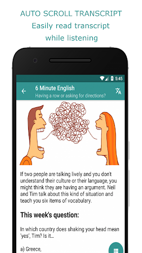 Learning English for BBC - Practice Listening  screenshots 3