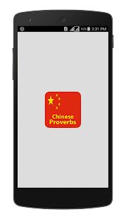 Chinese Proverbs - náhled
