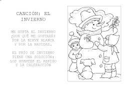 Photo: CANCION EL INVIERNO