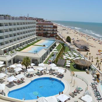 onhotel piscines terrasse plage