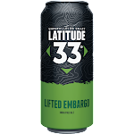 Latitude 33 Lifted Embargo IPA