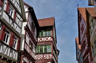 Photo: Bietigheim: Bürgerhäuser in der Hauptstraße