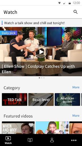 VoiceTube-Learn English Videos 3.1.14.180223 screenshots 1