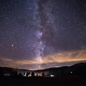 by Sarah Hart - Landscapes Starscapes