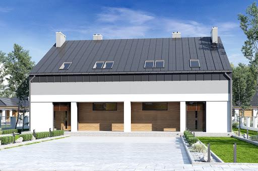projekt Mazur bez garażu B1-BL2